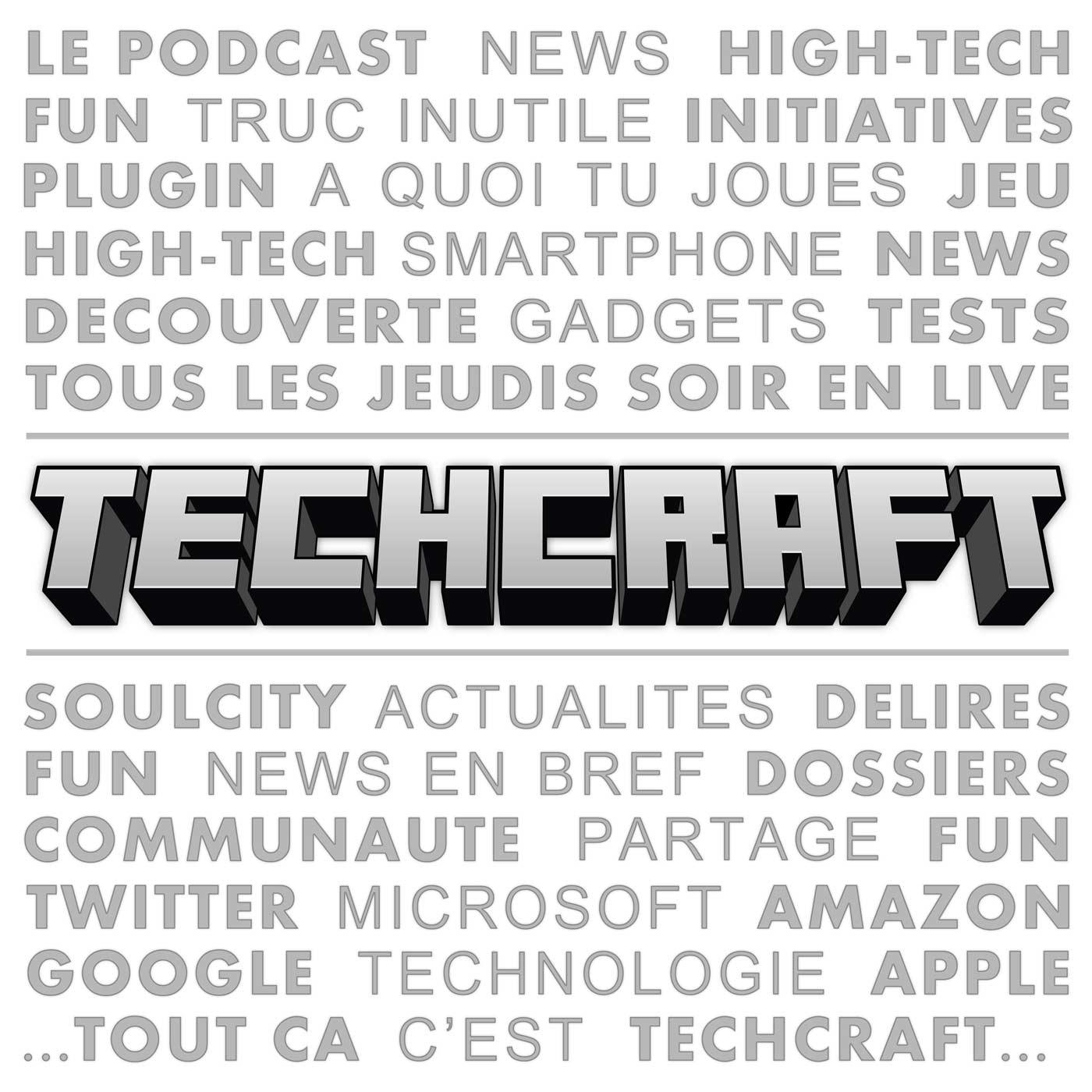 <![CDATA[TechCraft]]>